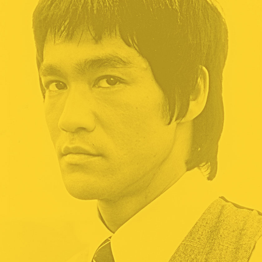 Bruce Lee's Dao of Design